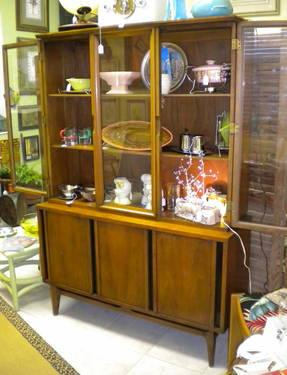 Mid Century Modern Dining Room Hutch For Sale In Ozona Florida