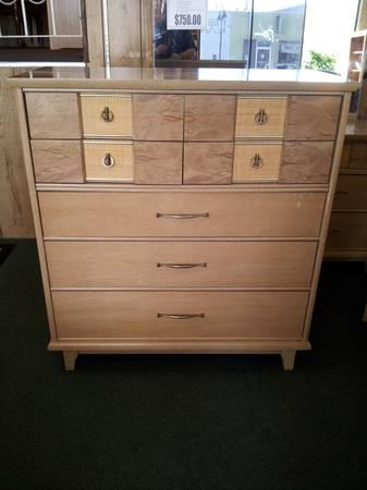 Mid Century Modern Quot Kroehler Quot Bedroom Set For Sale In Reno Nevada Classified Americanlisted Com