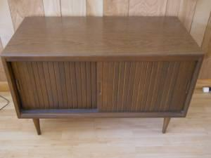 Mid century modern record player stand bradenton for for Mid century furniture florida