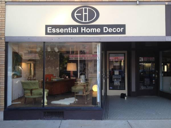 Mid Century Modern Vintage ESSENTIAL HOME DECOR for
