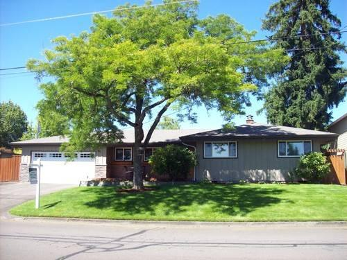 Midcentury modern ranch on corner lot w rv parking for for Forest grove plumbing