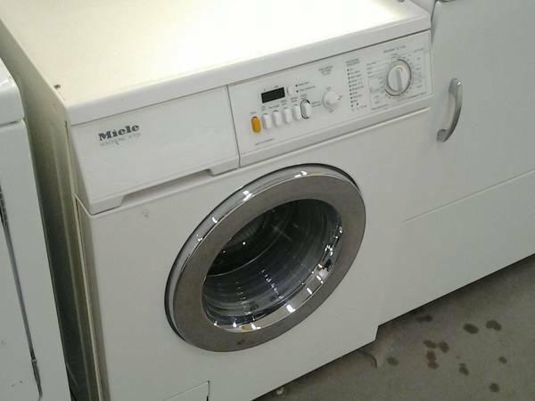 Dryer: Miele Washer Dryer