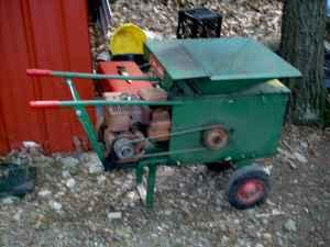 Mighty Mac Corn Husker 5hp - $250 (Lehighton)