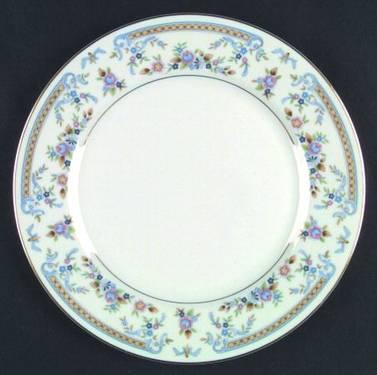 MIKASA FINE CHINA DINNERWARE SET SERVICE FOR 12 COUNTESS L9013 For Sale In