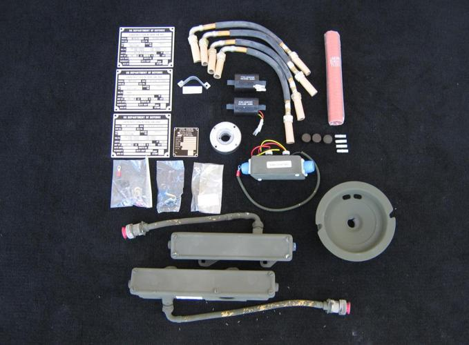Military Generator Electronic Ignition Conversion Kit