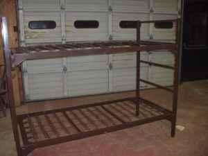 Military Style Bunk Beds Vivian La For Sale In
