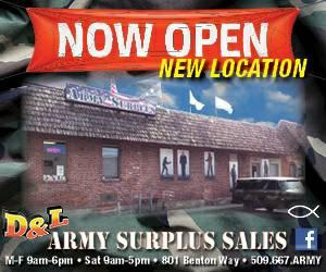 Military/Survival Book's/ D&L Army Surplus for Sale in