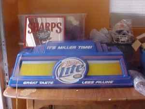 Miller Lite Pool Table Light Harrison Tn For Sale In