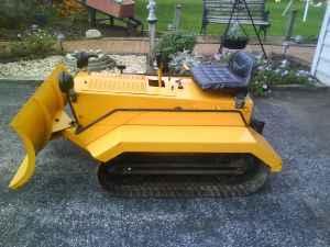 mini bulldozer - $2500 (new oxford)