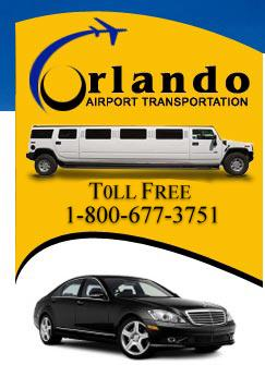 Mini Bus Luxury Shuttle Service from Orlando Airport
