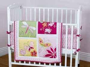 Mini Crib Bedding Baby Girl Sanford For Sale In