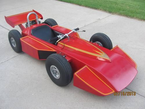 MINI INDY GO KART