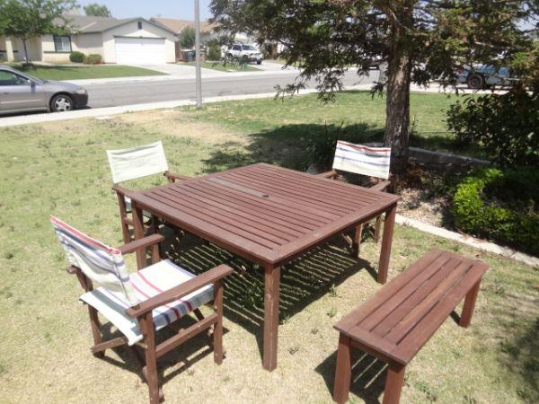 Mini Patio Furniture East Bakersfield For Sale In