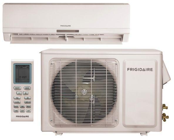 Mini Split Ac System 12 000 Btu 115v Inverter Heat Pump