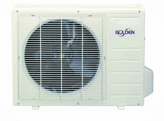 Mini-Split Air Conditioner With 12000 BTU Cool, 12500 BTU Heat New