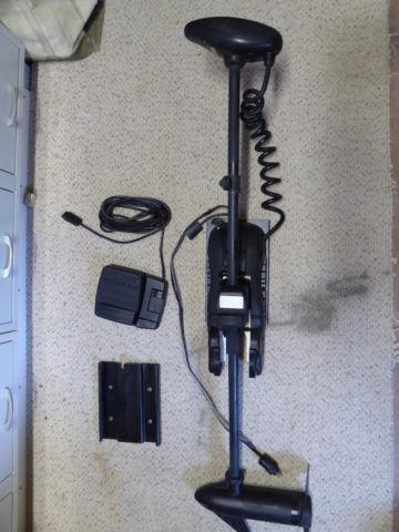 Minn kota bow mount trolling motor foot controls for sale for Minn kota foot control trolling motor