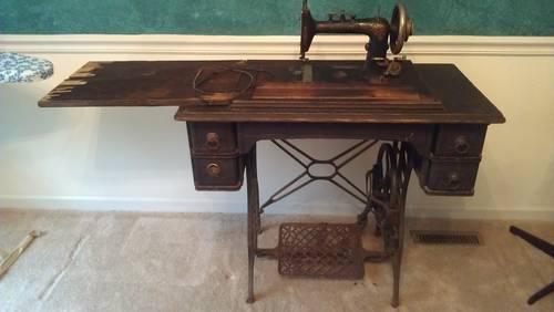 davis sewing machine value