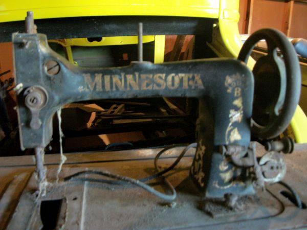 Minnesota Sewing Machine Model B - $125