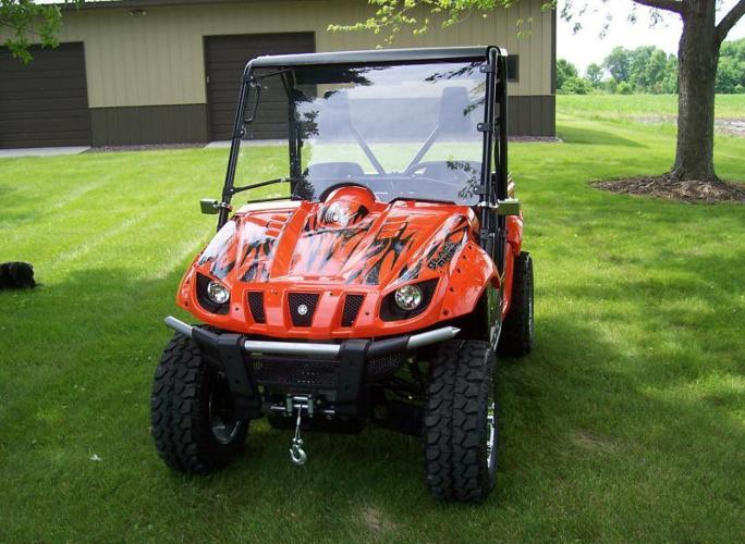 Mint 2006 Yamaha Rhino 660 For Sale In Algood Tennessee