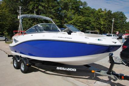 mint 2012 seadoo challenger 210 jet boat for sale in buford georgia classified. Black Bedroom Furniture Sets. Home Design Ideas