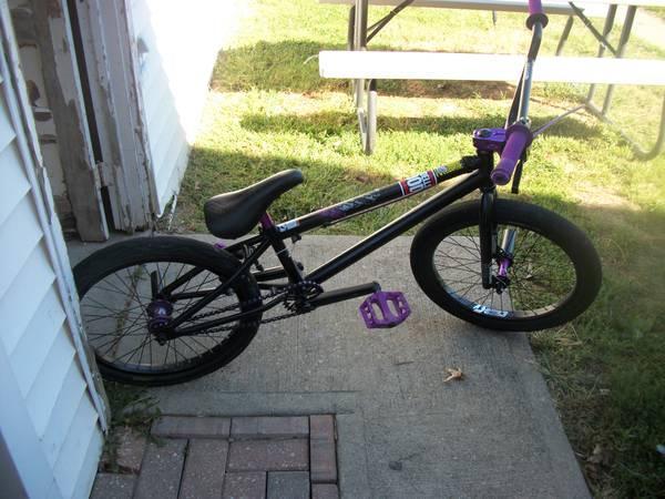 Mirraco Linkin Bmx Bike - $375