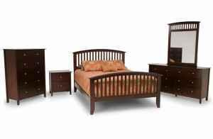 Mission Style Bedroom Set Queen Size Brand New All Sizes Avail Modesto