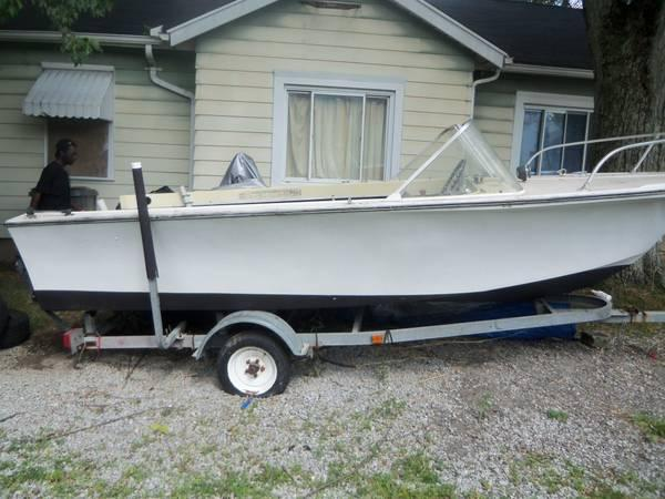mitchell 1966 boat for sale in lima ohio classified. Black Bedroom Furniture Sets. Home Design Ideas