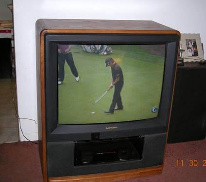 Mitsubishi 35 Quot Console Tv For Sale In Johnstown