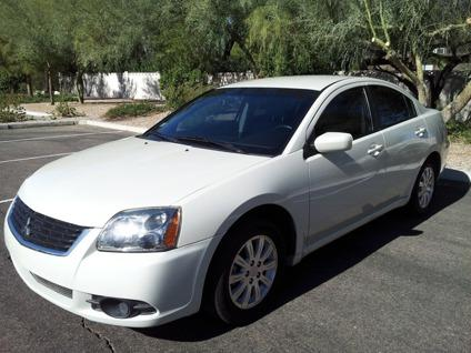 Mitsubishi Galant 2009 Es Sedan Automatic Obo Less Than 64500 Miles For Sale In Scottsdale