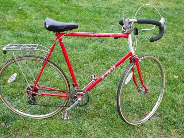 MIYATA Victor 10 Speed Road Bicycle Big Frame 27