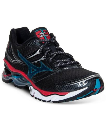 05d4abbba8 Mizuno Men s Wave Creation 14 Running Sneakers from Finish Line for ...