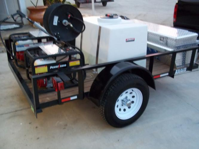 Used mobile auto detailing equipment for sale 14