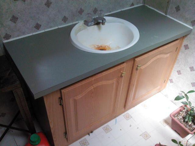 Mobile Home Bathroom Cabinet With Sink Faucet Must Go Howell Mi For Sale In Howell