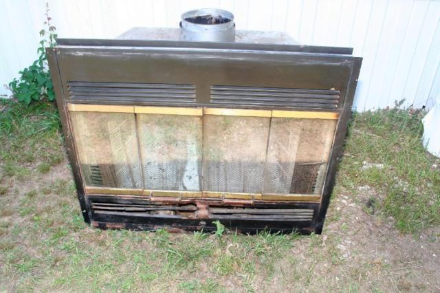 Mobile Home Fireplace Insert Used For Sale In Inman