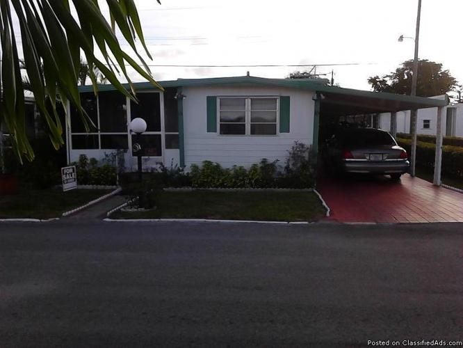 Mobile Home For Sale 55 Park In Golden Isles Florida