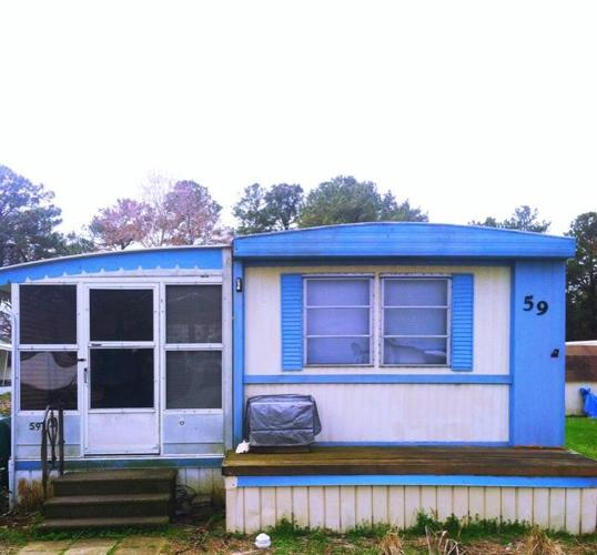 Mobile Home For Sale By Owner In Beautiful Beach Community