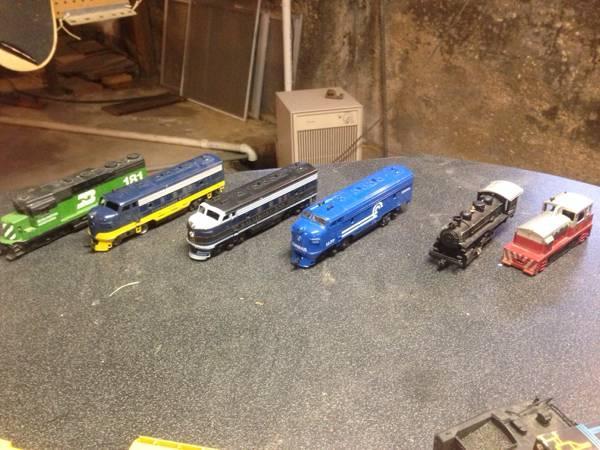 Model Train set - $200
