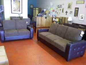 Modern Sofa Sleeper Sets With Bottom Storage Area Furniture Liquidators Corral For Sale In