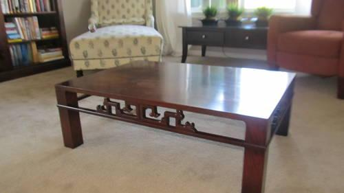Remarkable Henredon Oriental Coffee Table Classifieds Buy Sell Andrewgaddart Wooden Chair Designs For Living Room Andrewgaddartcom