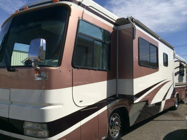 Monaco Executive 40 Foot Diesel Rv Motorhome 450 Cummins