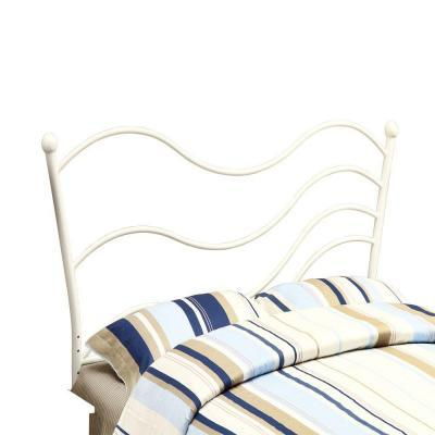 Monarch White Queen Full-Size Combo with Headboard or Footboard Only