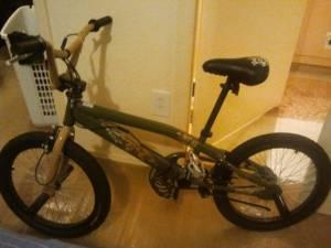 Bmx Bikes In Sarasota Florida Mongoose BMX Bike w Bike Lock