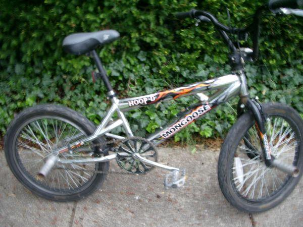 Bmx Bikes Columbus Ohio Mongoose BMX trick bike with