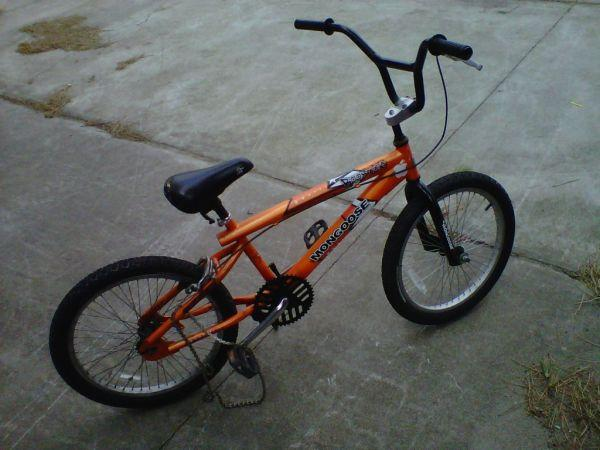 Used Tires Flint Mi >> mongoose booster bmx bike SOLD - (lapeer) for Sale in ...