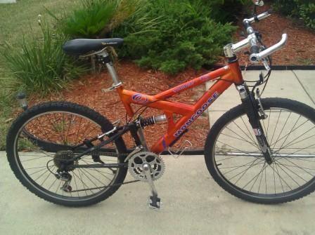 Bicycle: September 2014