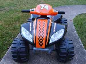 Mongoose Raider Quad 6 Volt Battery Operated Ride On Toy