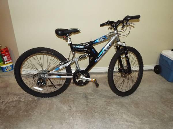 mongoose xr 200 26 men s all terrain bike bicycle for sale in rh mission tx americanlisted com mongoose xr 200 owners manual Mongoose XR 200 Parts