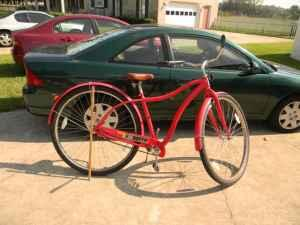 MONSTER CRUISER, not hybrid, not road bike - $350