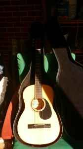 Montana, classical, Parlor Guitar - $100 (lincoln)