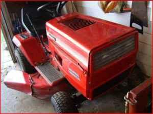 Montgomery Ward Commercial Industrial Riding Mower